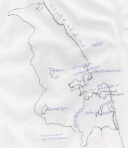 Trincomalee Dist Map