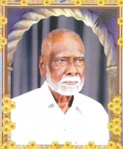 Santhirasekari Aiya